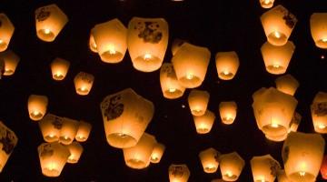 Бизнес идеи для малого бизнеса — Небесные фонарики