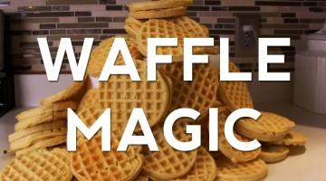 Magic Waffle — высокорентабельный аппарат для фаст-фуда