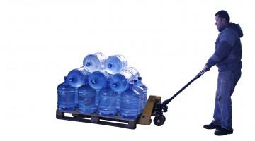 Бизнес план предприятия по доставке питьевой воды