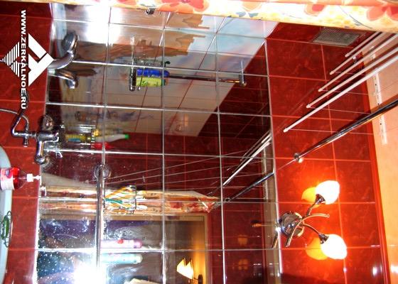 Производство и продажа зеркальной плитки