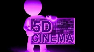 Бизнес идея — Кинотеатр 5D, оборудование для 5D кинотеатра