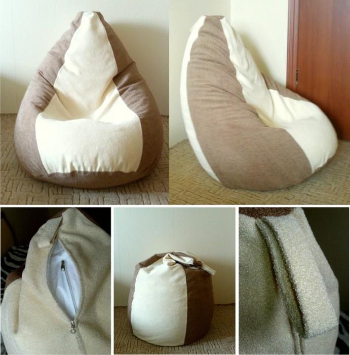 Бизнес идеи - бескаркасная дизайнерская мебель (Бин Бэг)