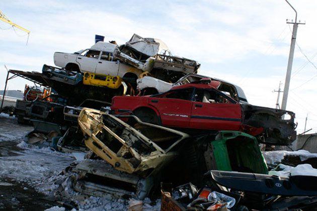 Бизнес идеи - утилизация автомобилей