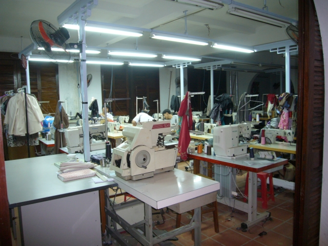 Бизнес идеи - швейная мастерская. Обзор швейного бизнеса в России.