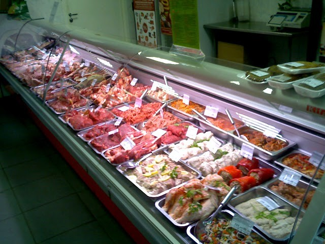 Бизнес на мясе. Обзор мясного бизнеса.