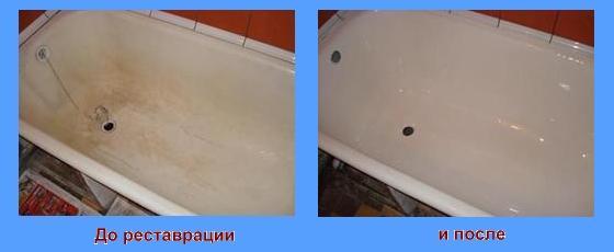 Бизнес идеи - мастерская по восстановлению ванн