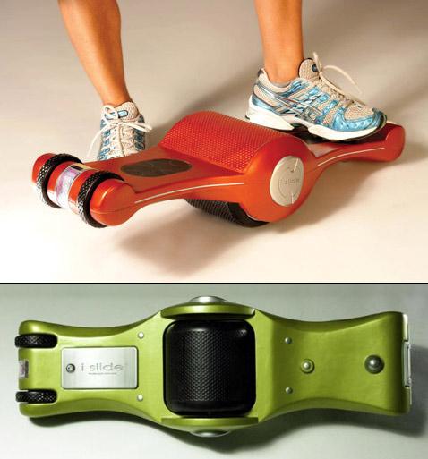 iSlide - скейтборд для ленивых