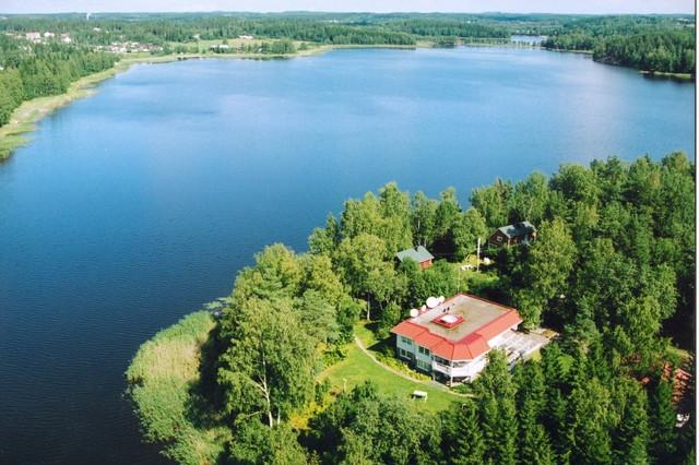 Недвижимость: земельные участки, передвижной домик в Финляндии