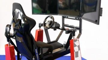 Бизнес идеи — XD-motion – автосимулятор 6D реальности
