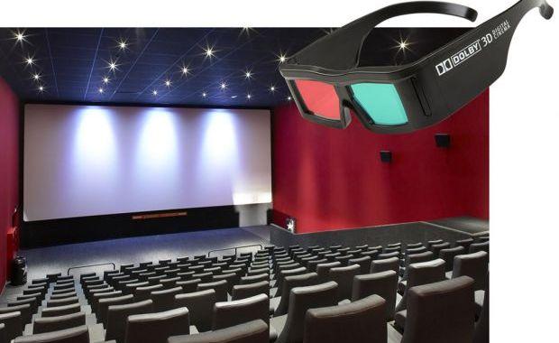 Бизнес план 3D, 4D, 5D кинотеатра. Как открыть 3В кинотеатр.