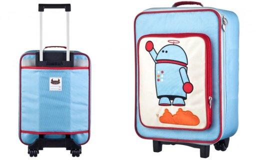 Бизнес идеи - Робот-чемодан и робот-пылесос
