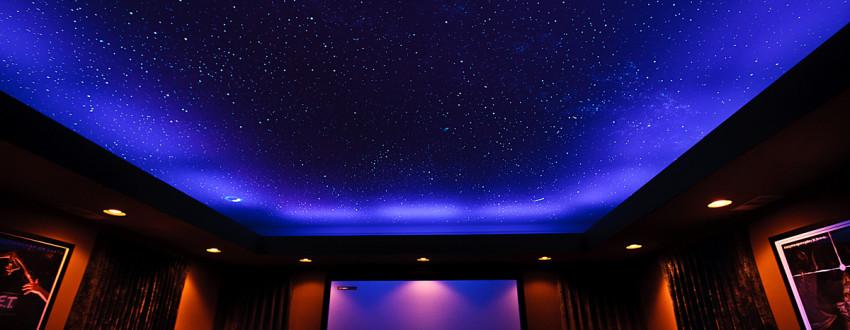 Звездная каюта для романтиков