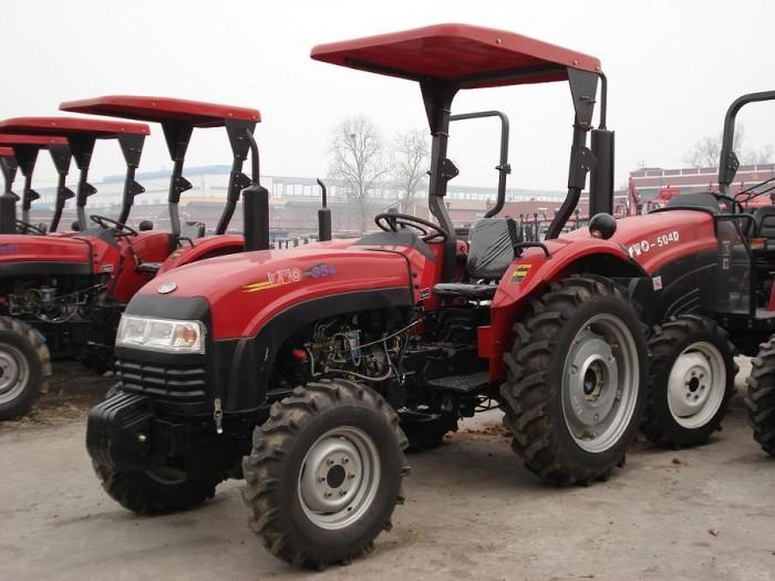 Трактора «YTO»: описание основных характеристик и модельный ряд