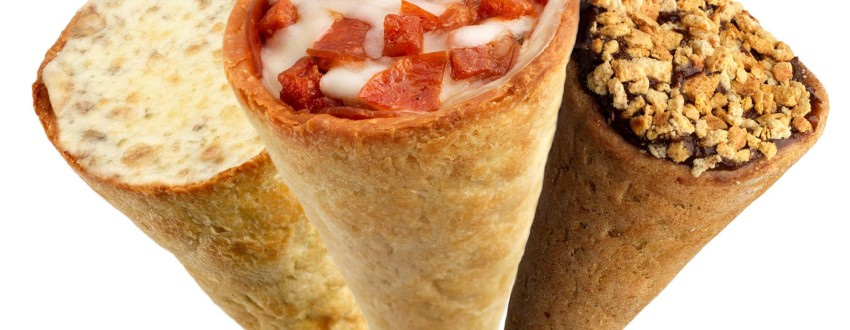 Пицца-стаканчик