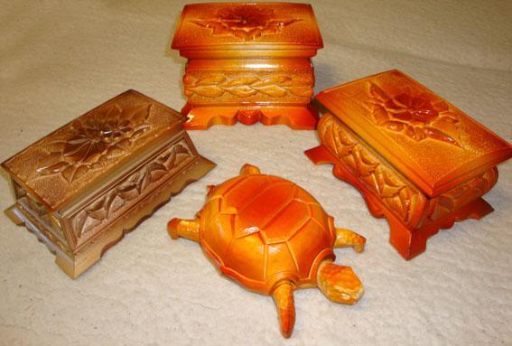 Изготовление сувениров из дерева