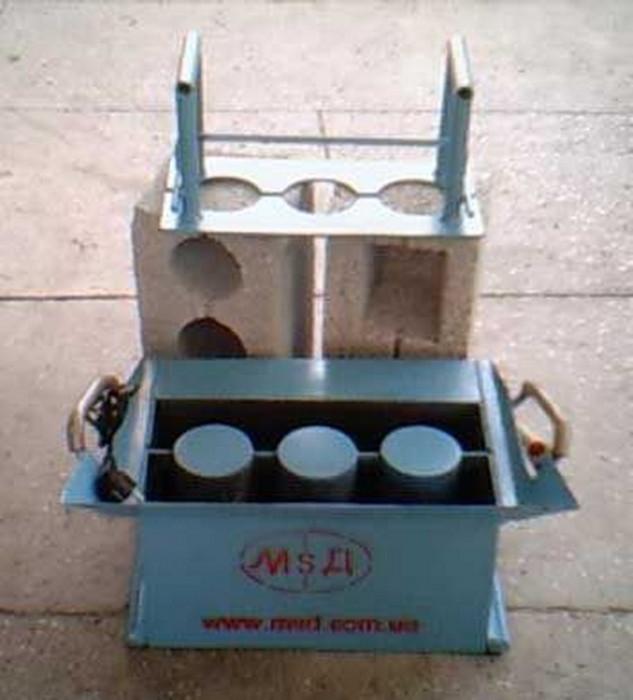 Оборудование для производства строительных блоков