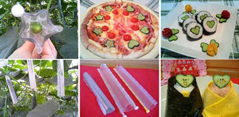 Выращивание необычных овощей