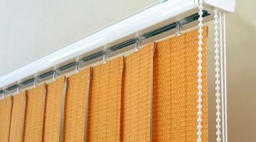 Бизнес идеи — Изготовление вертикальных тканевых жалюзи