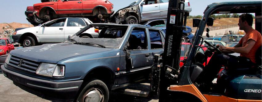 Бизнес идеи — утилизация автомобилей