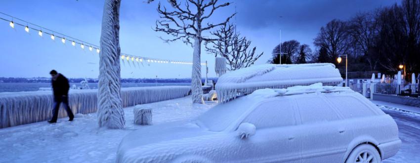Бизнес идеи: отогрев автомобилей зимой