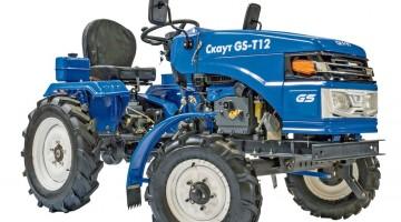 Продажа мини тракторов китайского производства
