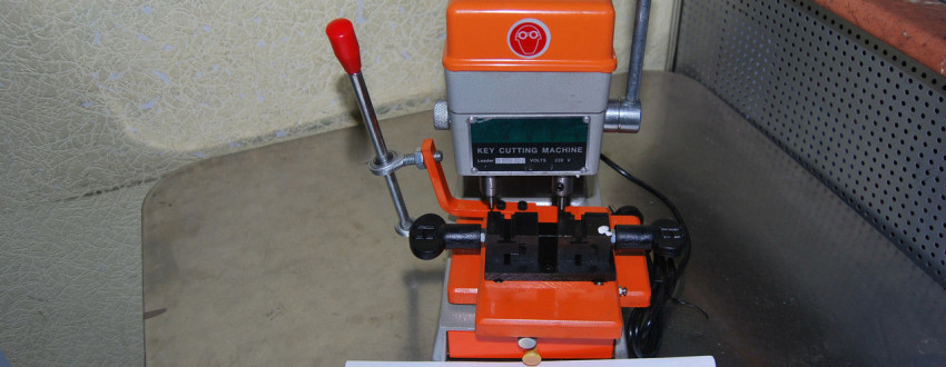 Оборудование для производства ключей