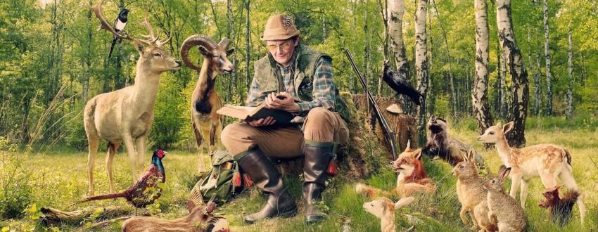 Организация охотничьих и рыболовных хозяйств
