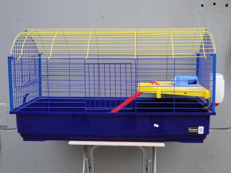 Клетки для маленьких кроликов