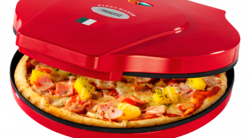 Турбопицца: настоящая пиццерия на столе!