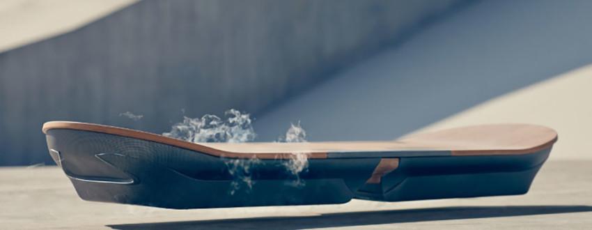 iSlide — скейтборд для ленивых