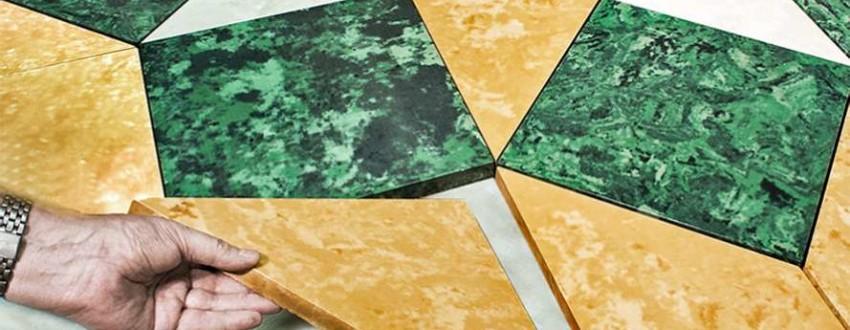 Идея бизнеса — технология изготовления мрамора из бетона