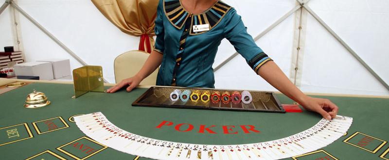 Открытие клуба спортивного покера