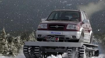 Бизнес идеи — Снегоболотоход «Метелица»