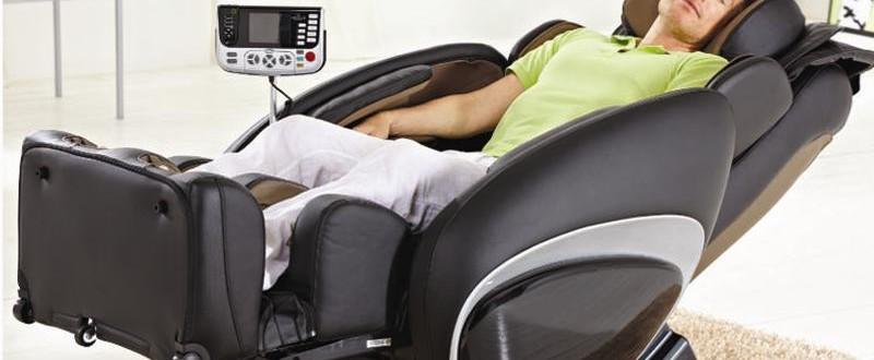 Вендинговый бизнес — массажное кресло
