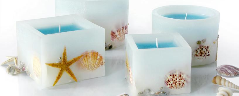 Бизнес идеи — Изготовление свечей ручной работы