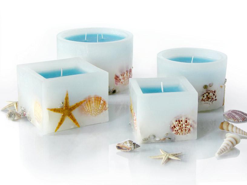 Из чего делаются свечи в домашних условиях