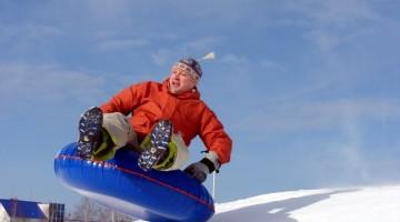 Идея бизнеса – Сноутюбинг – новый вид заработка зимой