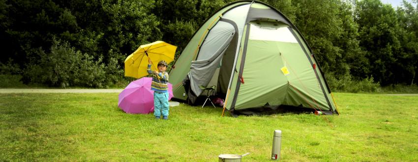 Бизнес идеи — палаточный лагерь