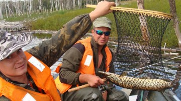 Бизнес на рыбалке