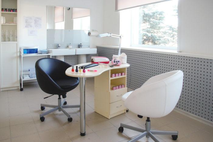 Современный маникюрный кабинет