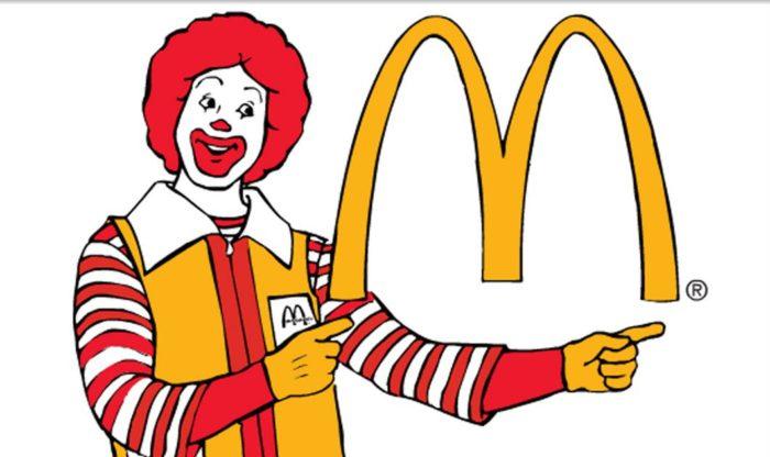 Торговая марка Макдоналдс