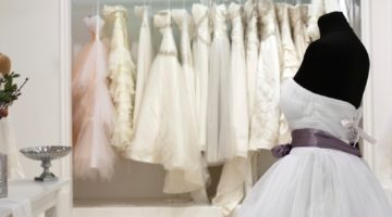 Свадебный салон с нуля: этапы процесса и примерные расходы