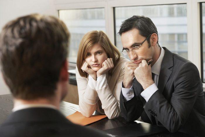 Соискатель и потенциальные работодатели