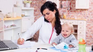 Отпуск по уходу за ребёнком — все аспекты вопроса