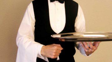 Резюме официанта: особенности самопрезентации в сфере общественного питания