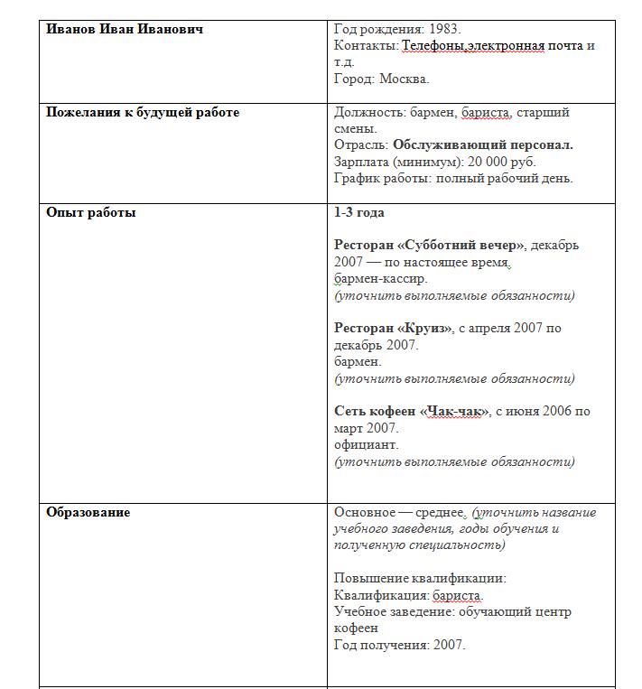 должностные обязанности кассира-операциониста в магазине