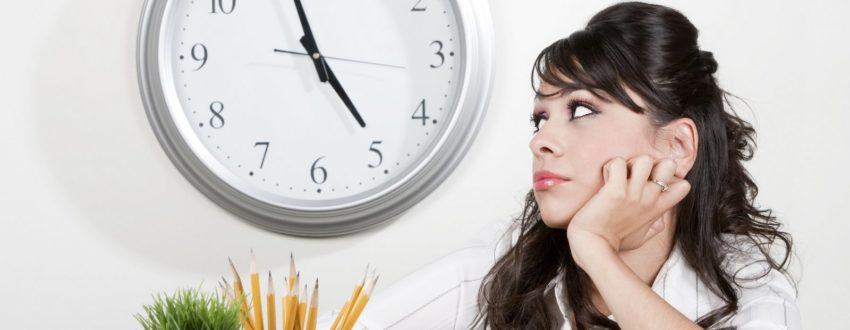 рабочие и часы