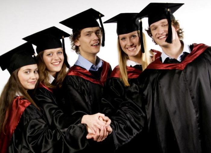 Выпускники экономического факультета