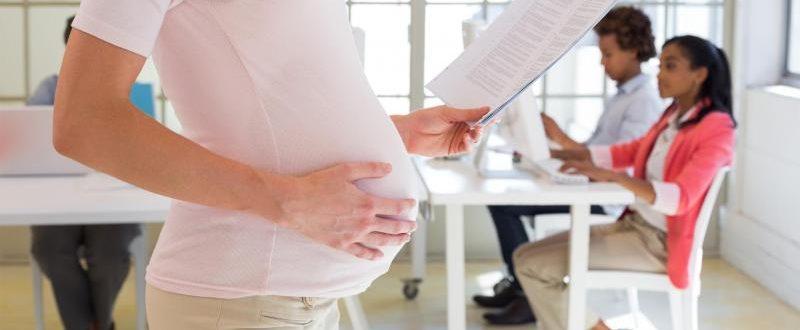 Как писать заявление на отпуск по беременности и родам