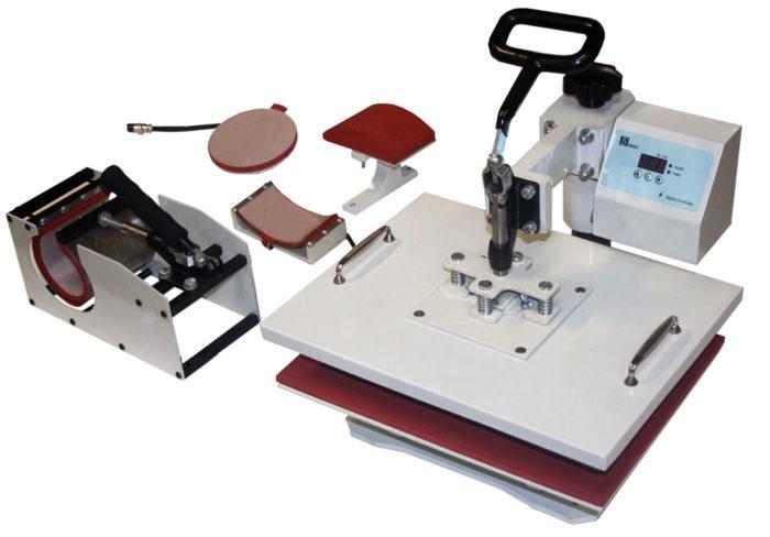 Термопресс для сублимационной печати